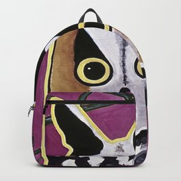 Long Eared Owl Backpack