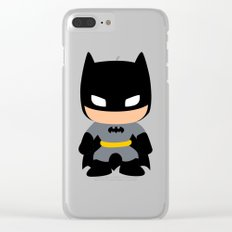 The DarkKnight Clear iPhone Case