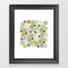 Modern Spiro Art #6 Framed Art Print