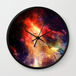 Everything is nothing 24 (therefore it was beautiful) Wall Clock