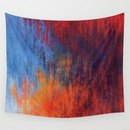 Hell Flame Wall Tapestry