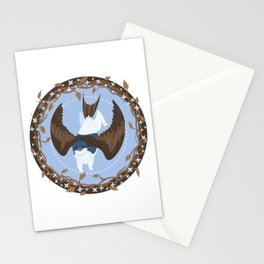 Wings and Paws Stationery Cards