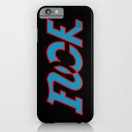 FU iPhone Case