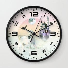 Winter Wonderland 14 Wall Clock