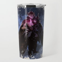 League of Legends RAKAN and XAYAH Travel Mug