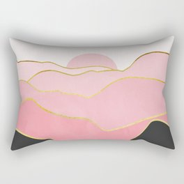 Minimal Landscape 02 Rectangular Pillow