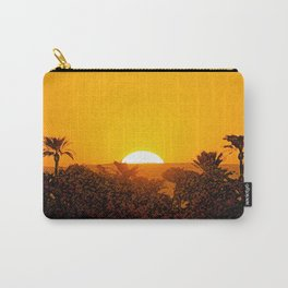 Don't Let The Sun (Go Down) Carry-All Pouch
