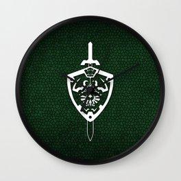Master Sword & Hylian Shield Wall Clock