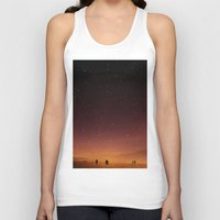 planet Tank Tops featuring Planet Walk by Stoian Hitrov - Sto