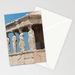 Caryatid Stationery Cards