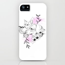 Pepa&Lola iPhone Case