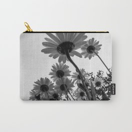 Below The Daisies Carry-All Pouch