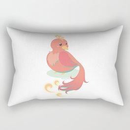 Kawaii fantasy animals - Phoenix Rectangular Pillow