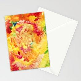 Autumn outburst Stationery Cards