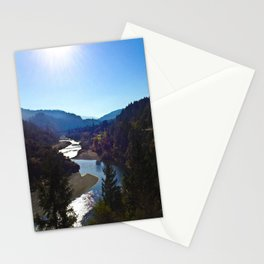 Sunshine River Stationery Cards