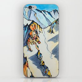 Powder Pig iPhone Skin