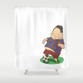 Nino Fatty :) Shower Curtain