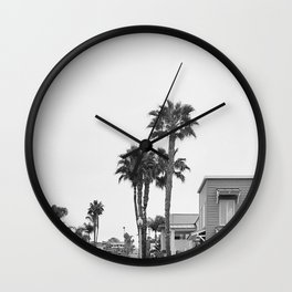 Pulse of the Roadway Wall Clock