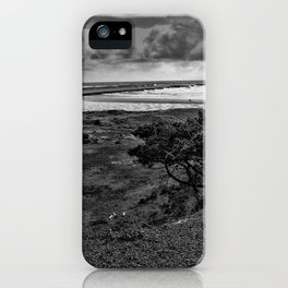 Jetty at Newport iPhone Case