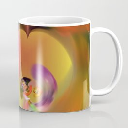 Thoughts of the heart Coffee Mug