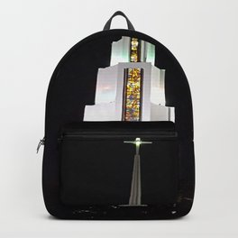 Coral Ridge Church Steeple Backpack