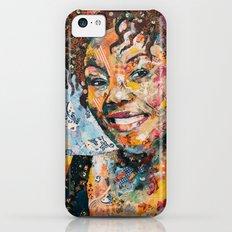 African woman Slim Case iPhone 5c