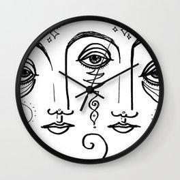 Luca Wall Clock