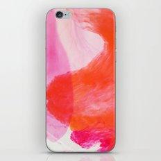 Orange Ink iPhone & iPod Skin