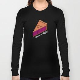 QT Pi Long Sleeve T-shirt