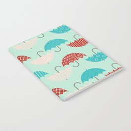 Umbrellas Notebook
