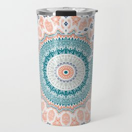 Mandala Seamless Travel Mug