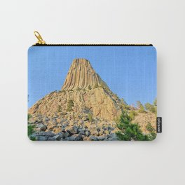 Devils Tower 2 Carry-All Pouch