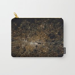 London from above Carry-All Pouch