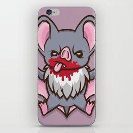 Vampy Bat iPhone Skin