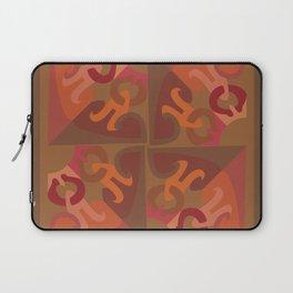 Peace is Subtle Mandala Laptop Sleeve