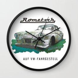 Rometsch Wall Clock