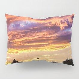 Sunset in Exeter Pillow Sham