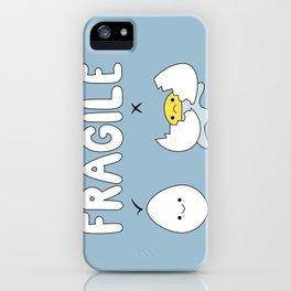 Fragile! iPhone Case