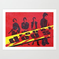 Rebel Scum Art Print