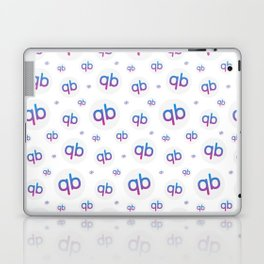 qiibee Pattern Light Laptop & iPad Skin