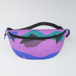 Purple Purple Fanny Pack