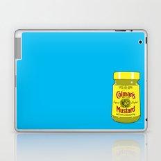 Proper Mustard Laptop & iPad Skin