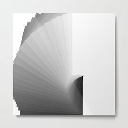 The Illusion Metal Print