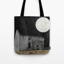 In the cosmic overwhelm Tote Bag