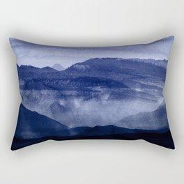 Blues Traveler Rectangular Pillow