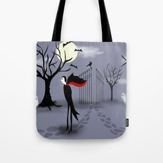 Mr. Lonely Tote Bag