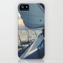 Boat Life iPhone Case