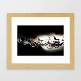 Let's Ride... Framed Art Print