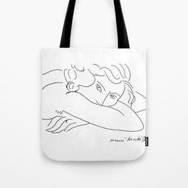 Young Woman With Face Buried In Arms (jeune Femme Le Visage Enfoui Dans Les Bras), Henri Matisse, Ar Tote Bag
