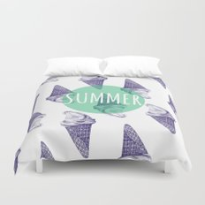 ICE CREAM  Duvet Cover